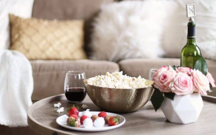 Favorite Romance Movies for Date Night or Girls Night In