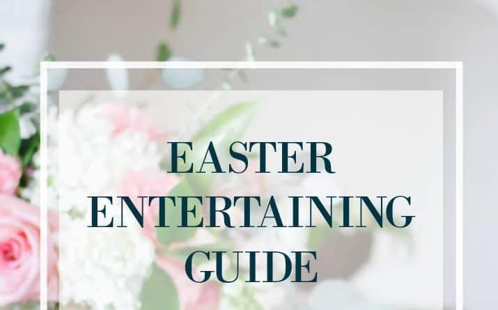 Easter Entertaining Series