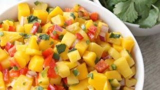 Easy and Delicious Mango Salsa