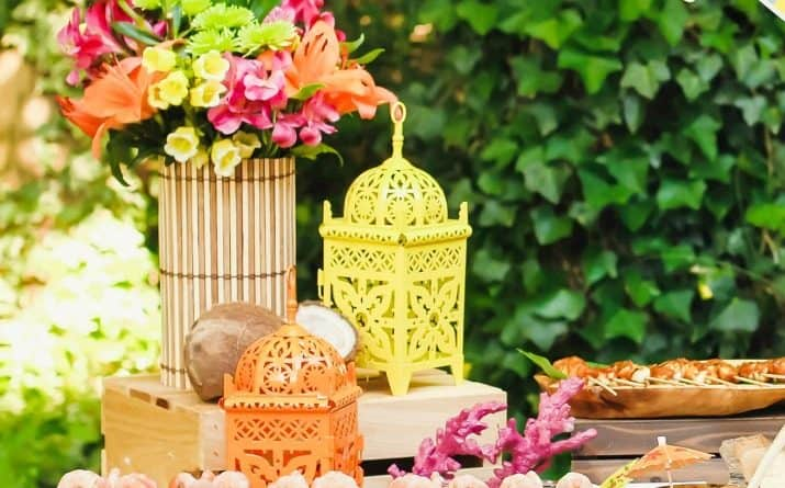 Everything You Need To Know To Host A Tropical Themed Party