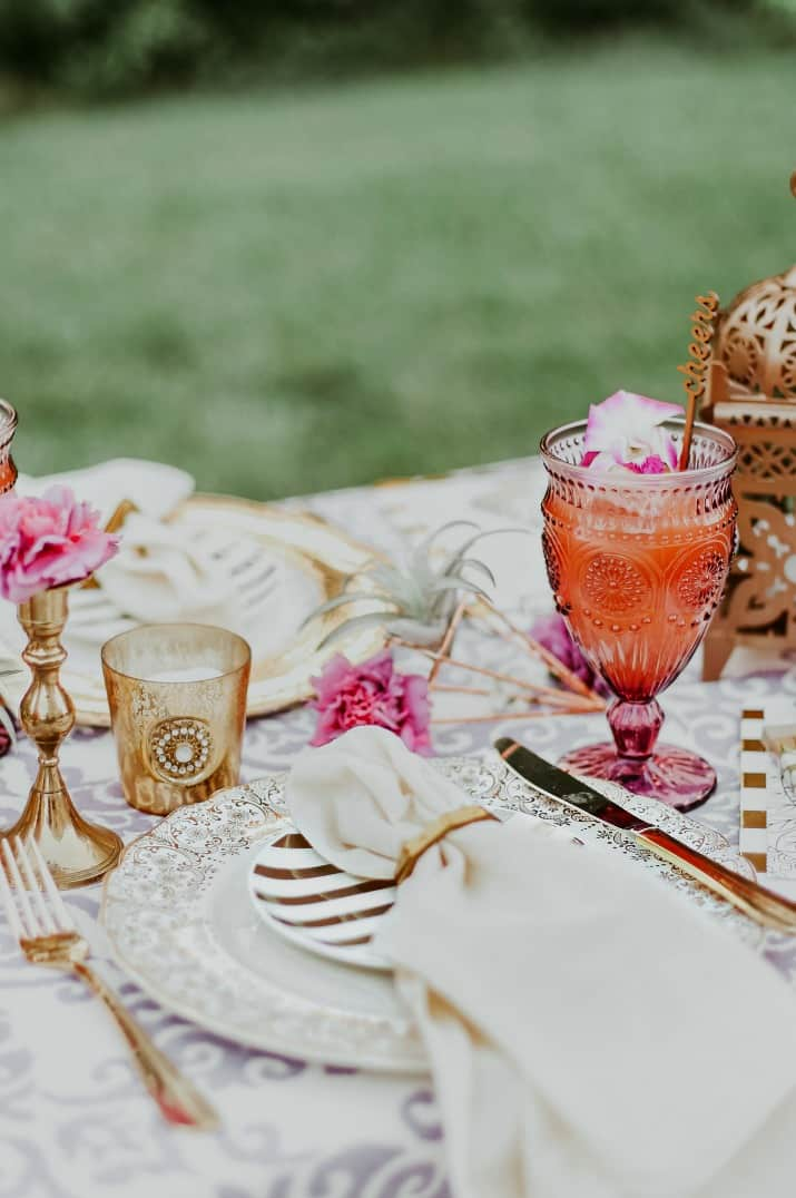 bridal luncheon party ideas