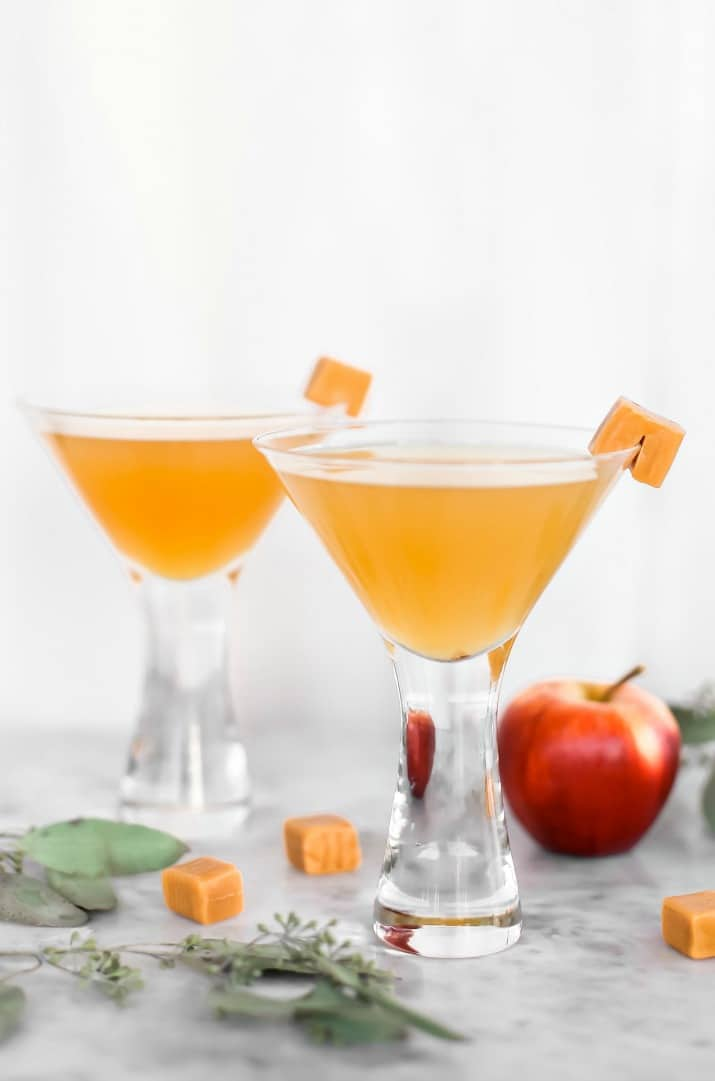 You Need This Caramel Appletini Recipe At Your Next Fall Party