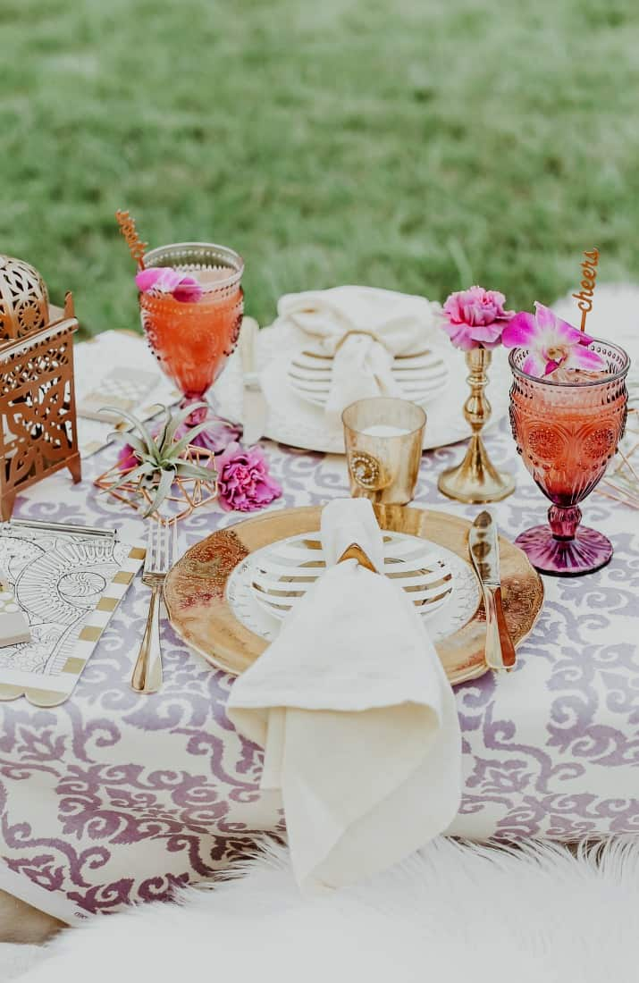purple party ideas for adults