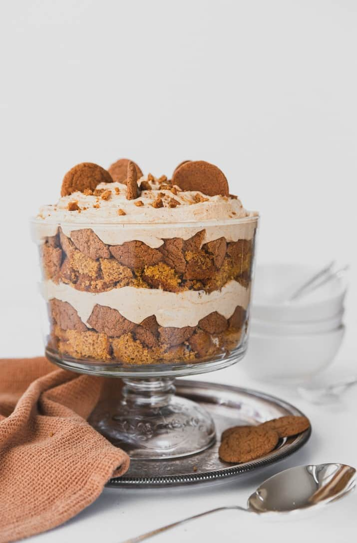 Thanksgiving trifle