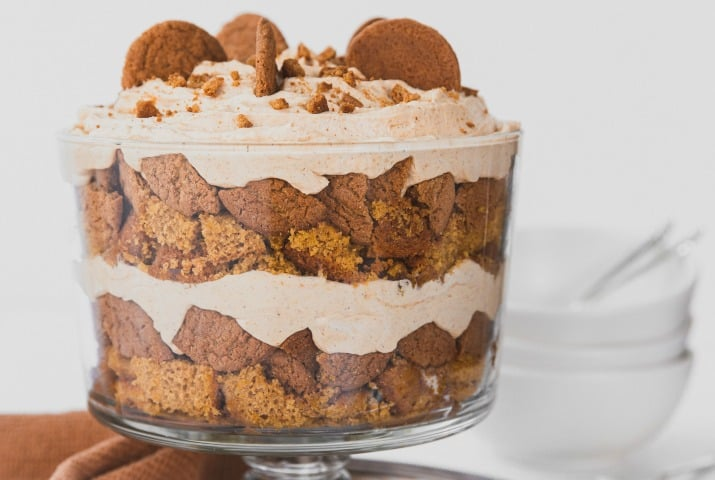 Thanksgiving Trifle Dessert For Fall Easy No Bake Recipe