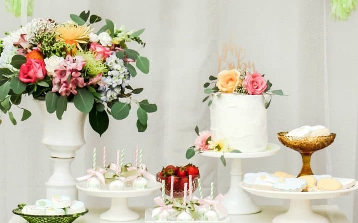 BEST Tips and Ideas for Designing Dessert Tables for Parties