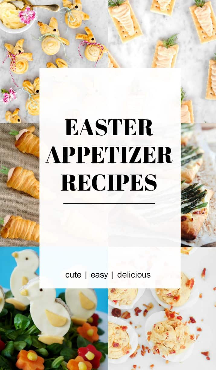 appetizers for Easter