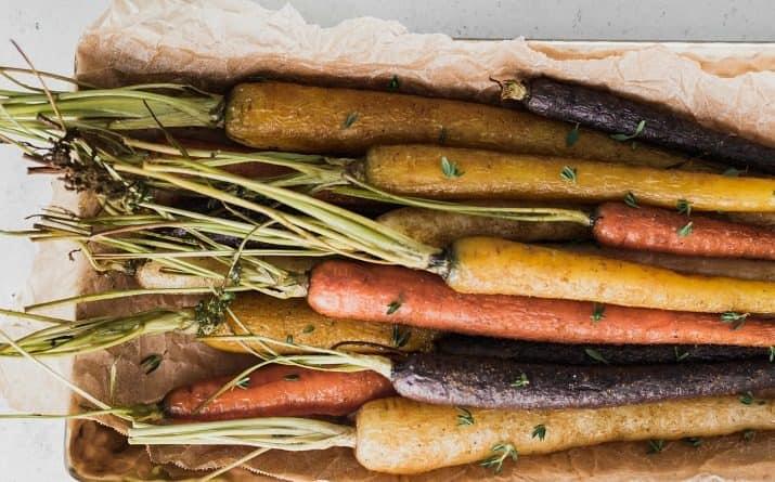 easy roasted carrots with cumin recipe
