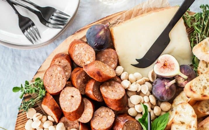 How to Set Up a Cheese & Charcuterie Party at Home