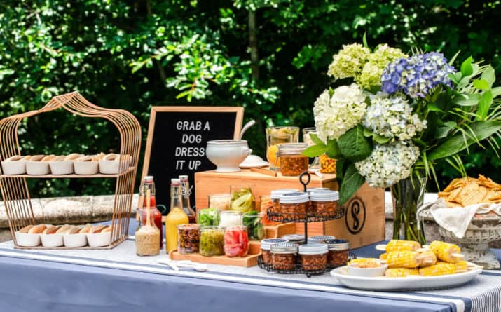 Ultimate Hot Dog Bar Ideas for a Party
